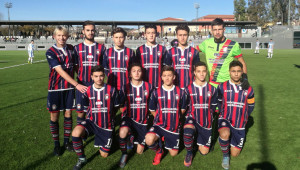 Calcio Under 17, sconfitta di rigore per gli Squaletti del Crotone