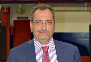 Il Presidente Pino Fuoco