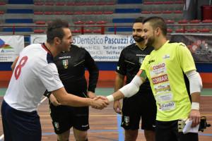 Calcio a 5 Città di Cosenza vs Futsal Polistena 2-4 (1)