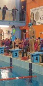 Centinaia di nuotatori di tutte l'età della Scuola Neysis di Cirò Marina per la gara di fine anno (121)