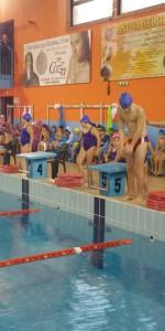 Centinaia di nuotatori di tutte l'età della Scuola Neysis di Cirò Marina per la gara di fine anno (125)