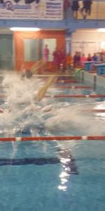 Centinaia di nuotatori di tutte l'età della Scuola Neysis di Cirò Marina per la gara di fine anno (129)