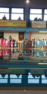 Centinaia di nuotatori di tutte l'età della Scuola Neysis di Cirò Marina per la gara di fine anno (4)
