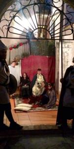 Centinaia di persone al Presepe vivente nell'Antico Borgo di Cirò (14)