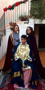 Centinaia di persone al Presepe vivente nell'Antico Borgo di Cirò (16)