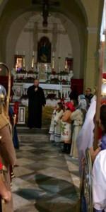 Centinaia di persone al Presepe vivente nell'Antico Borgo di Cirò (18)
