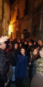 Centinaia di persone al Presepe vivente nell'Antico Borgo di Cirò (8)