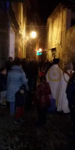 Centinaia di persone al Presepe vivente nell'Antico Borgo di Cirò (9)