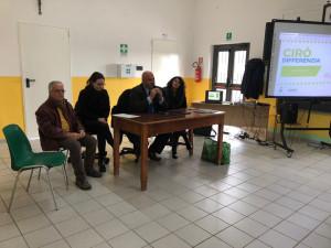 Cirò, Raccolta differenziata a giovani e bambini il ruolo di sentinelle dell'ambiente (2)
