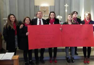 Convegno Violenza sulle donne nella chiesa SS. Crocifisso di Torre Melissa (4)