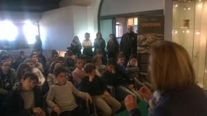 """Crotone, Primo """"appuntamento"""" tra gli alunni delle scuole cittadine ed Eduardo De Filippo"""