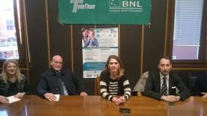 Crotone, Torna la maratona di Telethon per la raccolta fondi per la ricerca sulle malattie genetiche