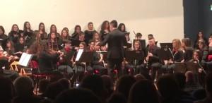 """Emozioni per il Concerto di Natale 2017 dell'Associazione Musicale """"A. Vivaldi"""" di Cirò Marina (1)"""