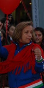 """FlashMob a Cirò Marina, Centinaia di persone hanno invaso Via Venezia danzando """"Mi fai volare"""" (41)"""