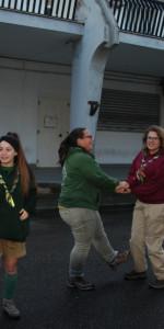 """FlashMob a Cirò Marina, Centinaia di persone hanno invaso Via Venezia danzando """"Mi fai volare"""" (48)"""