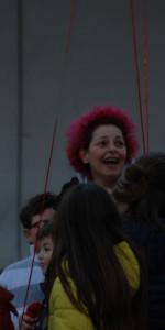"""FlashMob a Cirò Marina, Centinaia di persone hanno invaso Via Venezia danzando """"Mi fai volare"""" (58)"""