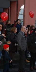 """FlashMob a Cirò Marina, Centinaia di persone hanno invaso Via Venezia danzando """"Mi fai volare"""" (63)"""