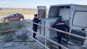 """Furto nella fabbrica """"Kroton Gress 2000 Industriale Ceramiche Srl"""" di Crotone, due arresti"""
