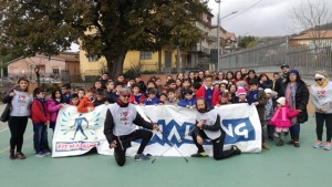 Giornata all'insegna del movimento, a passo di Fitwalking e Fitwalking cross a Pallagorio