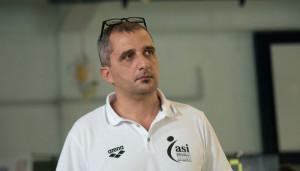 Giuseppe Gangemi Coordinatore settore Nuoto Asi Calabria