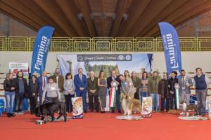 Grande successo per la VI^ Esposizione nazionale Canina a Cirò Marina