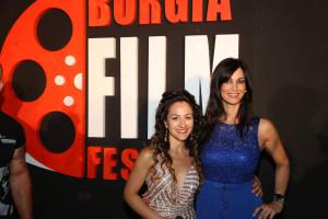 Grandissimo successo per Rosalba Fusto direttrice artistica del Borgia Film Festival