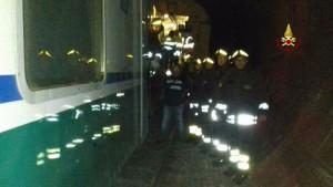 Incidente ferroviario nel cosentino, deraglia treno tra Cosenza e Paola (4)