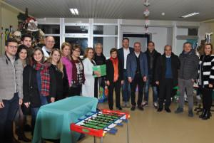 L'Aidr dona i tablet per i bambini dell'ospedale Giovanni Paolo II di Lamezia Terme