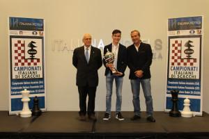 Luca Moroni è il nuovo Campione Italiano assoluto di Scacchi (1)