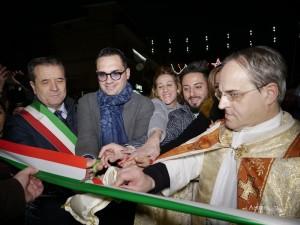 Mercatini di natale a Mirto Crosia, la Rodriguez in un contesto magico (12)