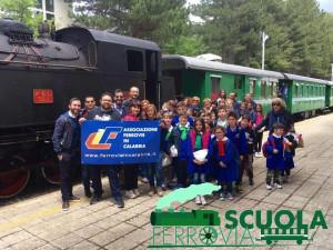 Nasce Scuola Ferrovia via libera al nuovo progetto dell'Associazione Ferrovie in Calabria (1)