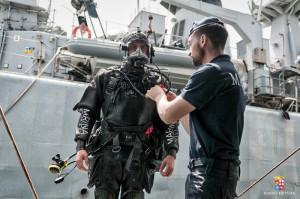 Nicodemo Ciullo di Cirò Marina è un nuovo palombaro della Marina Militare (2)