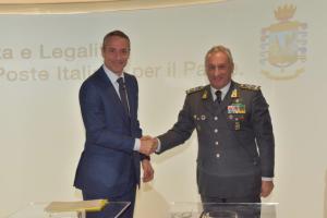 Poste Italiane e Guardia di Finanza insieme per la legalità e la trasparenza