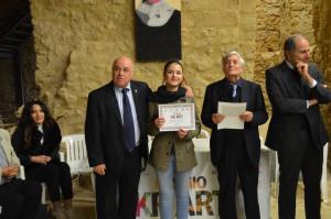 Premio KR ART a Le Castella, convegno TERINA Colonia di Crotone a Cirò Marina e Targa a Mons. Caiazzo (5)