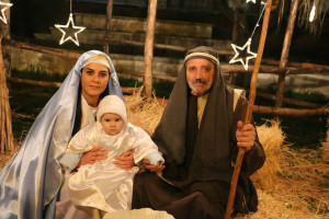 Presepe Vivente 2017 (sacra famiglia)