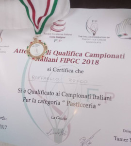 Raffaello Zucco, Oro alle selezioni regionali per i Campionati Italiani FIPGC del 2018 in Lombardia (2)