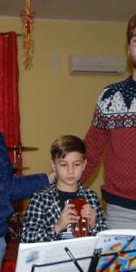 Saggio di Natale con i piccoli musicisti della Scuola di Musica Vivaldi di Cirò Marina (9)