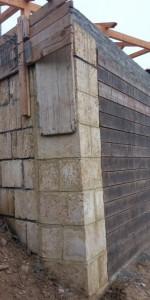 Sequestrato Chiosco in costruzione sulla scogliera di Le Castella (2)