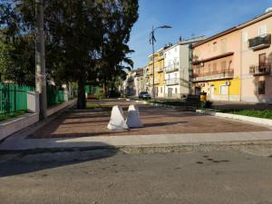 Torretta, area container Poste