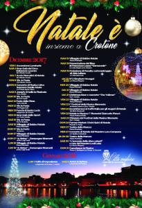 Un evento al giorno fino all'Epifania per il Natale... insieme a Crotone