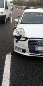incidente stradale sull'Autostrada del Mediterraneo A2 direzione Nord (1)