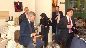 """""""Parliamo di Vino"""" con Paolo Ippolito e le sue Cantine al 5 Sensi Wine Gallery"""