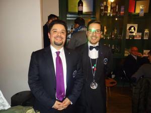 Domenico Pate e Vincenzo Celi