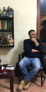 Amori regalati di Olimpio Talarico nella sede dell'associazione culturale Salotti di Vini (2)
