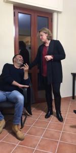 Amori regalati di Olimpio Talarico nella sede dell'associazione culturale Salotti di Vini (3)
