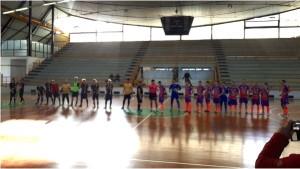 Calcio a 5 Futsal Fortuna vs Hellas Cirò Marina 2-2