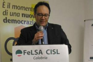 Carlo Barletta FeLSA Cisl