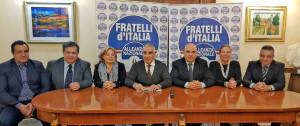 Cinque nuovi Consiglieri Comunali entrano nelle file di Fratelli d'Italia