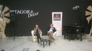 Crotone, Conversazioni su Pitagora con il prof. Luca Parisoli - Cosentino - Parisoli