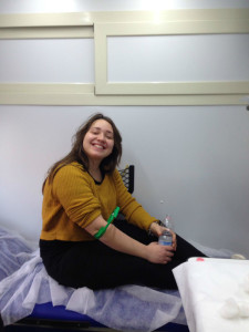 Donatrice Sangue 23-12-17